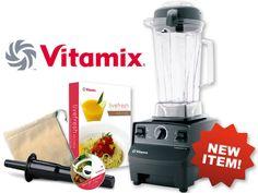 Vitamix Turboblend VS Variable Speed 2 Horsepower Blender $449