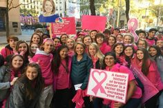 Broad Run DECA Takes on NYC & the TODAY Show - DECA Direct Today Show Hosts, Community Service, Breast Cancer, Fundraising, Nyc, Running, Non Profit Jobs, Keep Running, Why I Run