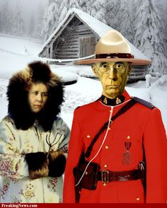 Canadian lol!