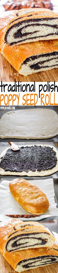 Polish Poppy Seed Roll