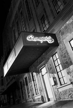 Cosmopolitan Restaurant Menu Allentown Pa