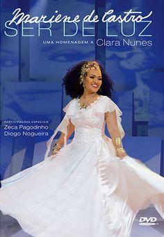 Mariene De Castro - Ser De Luz [dvd] (l)
