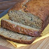 Moist banana bread has a little extra kick, thanks to ginger added to the batter, makes for a tasty way to start the day. Banana Bread Recipe Allrecipes, Banana Bread Recipes, Cinnamon Swirl Bread, Moist Banana Bread, Saveur, Quick Bread, Sweet Bread, Cheesecake, Cooking Recipes