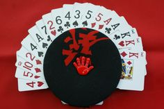 The Amazing Gripper Hand & Foot playing card holder! - pinned by pin4etsy.com