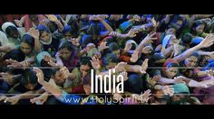 Holy Spirit Fire falling in INDIA!! (video)