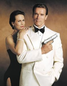 True Lies (1994) Arnold Schwarzenegger & Jamie Lee Curtis
