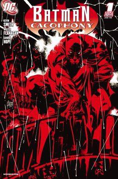 Batman: Cacophony no. 1 (Jan 2009)