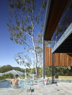 Brisbane Architecture, South Facing House, Rome Streets, Roof Beam, New Deck, Outdoor Living, Outdoor Decor, New Builds, Design Development