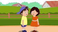 Je Te Tiens, Tu Me Tiens - French Nursery Rhyme