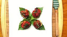 Saucy & Spicy Prosciutto-Wrapped Meatballs