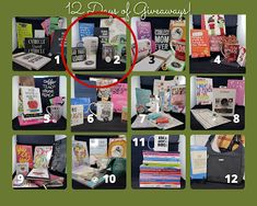 """People I Want to Punch in the Throat: 12 Days of Christmas Giveaways! DAY ONE! """"Cubicle Sweet Cubicle Featuring Working with People I Want to Punch in the Throat. Christmas Giveaways, 12 Days Of Christmas, Adult Coloring, Coloring Books, Evil Twin, Best Mom, Drinking Tea, Fun Games, Wooden Signs"""