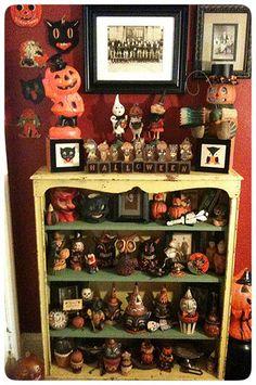 Halloween Decor/Decorations