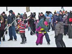 Scenes from 2012 Quebec Carnival (sauf que ce n'est pas en français!