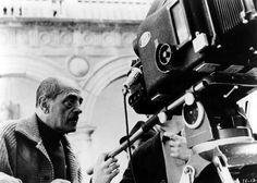 Luis Buñuel directs Tristana
