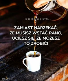 Cygan na dzien dobry Daily Quotes, Book Quotes, Words Quotes, Wise Qoutes, Funny Quotes, Motto, Positive Mind, Statements, Life Motivation