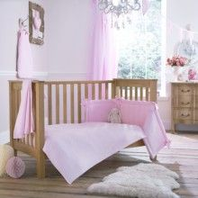 If your little one is ready to move over to their big bed, and you're looking for cot bedding, then Clair de Lune Cotton Candy Cot Bedding is perfect for you! Available in Blue, Cream & Pink and British made. It's super cute and super cosy, perfect for sending them off into a good night's sleep.