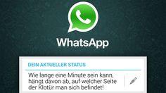 WhatsApp-Sprüche: 50 lustige Status-Meldungen