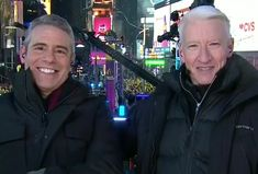 Andy Cohen Joins Anderson Cooper on CNN's NYE Countdown: Did You Miss Kathy Griffin? View All the Highlights | Brief News