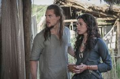 The Last Kingdom - Iseult and Uhtred
