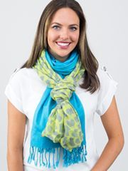 Link to 40 ways to tie a scarf