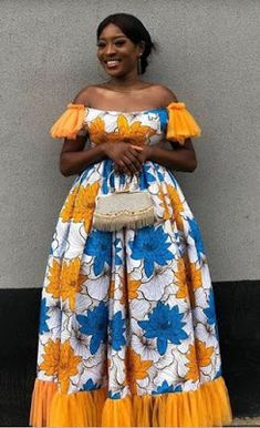 Ankara Fashion 572097958917852215 - Ankara Long Flare Gown Styles for Wedding – African Fashion Styles Source by jahmsl Short African Dresses, African Lace Styles, Ankara Long Gown Styles, African Style Clothing, Long Ankara Dresses, Lace Gown Styles, Ankara Styles For Women, Ankara Gowns, African Fashion Ankara