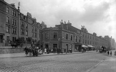 Perth Road, Dundee. My wife's father's was raised just along the road at Ford's Lane here in the 1930's as was my mother in Step Row.