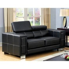Furniture of America Rothman Loveseat - IDF-6310-LV