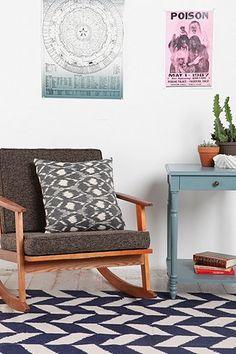 Herringbone Rug - Urban Outfitters