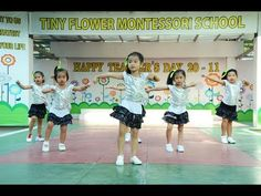 Together we are a family-Tiny Flower Montessori School Music Activities, Activities For Kids, Kindergarten Graduation Songs, Happy Tea, Lesson Plans For Toddlers, Dance Numbers, Teaching Aids, Grandparents Day, Exercise For Kids
