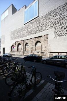 Le Courrier de l'Architecte | Musée Kolumba de Cologne, le détail dans la matière