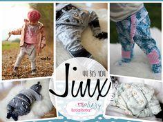 """Nähanleitungen Baby - Ebook """"Jinx Baby"""" Hose von Gr. 44 bis 104 ♥ - ein Designerstück von rosarosa-shop bei DaWanda"""