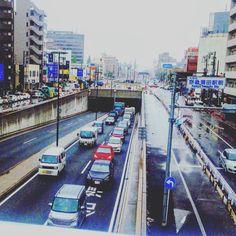 第一京浜、京急蒲田駅前  #Tokyo