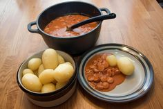 Nakkikastike (hot dog sauce). | 42 Traditional Finnish Foods That You Desperately Need In Your Life