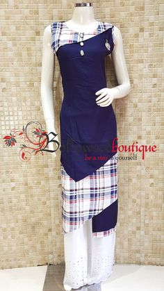 Designer Kurtis Archives - Page 4 of 9 - Bollywood Boutique Kurti Patterns, Dress Patterns, Designer Kurtis, Designer Dresses, Abaya Fashion, Fashion Dresses, Casual Dresses, Girls Dresses, Churidar Designs