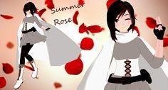 Summer Rose Rwby, Rwby Fanart, Disney Characters, Fairytale Characters, Fictional Characters, Fairy Tales, Geek Stuff, Fan Art, Disney Princess