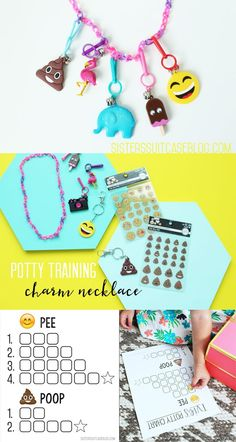 Potty Training ideas
