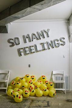 Emoji Party Ideas; The Alison Show's Emoji Party