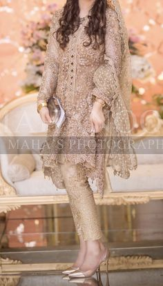 How to buy Walima Dress, Shadi Dresses, Pakistani Formal Dresses, Gala Dresses, Party Wear Dresses, Indian Dresses, Pakistani Fashion Party Wear, Pakistani Wedding Outfits, Pakistani Dress Design