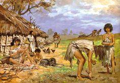 Новости Prehistoric Man, Prehistoric Creatures, Ancient Art, Ancient History, Oriental People, Early Humans, Primitive Survival, Sword And Sorcery, Stone Age