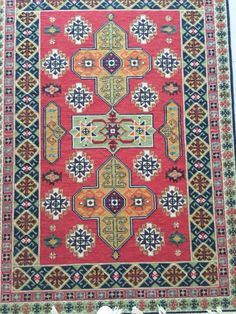 Rugs On Carpet, Carpets, Bohemian Rug, Tapestry, My Favorite Things, Pattern, Home Decor, Hand Embroidery, Punto Cruz