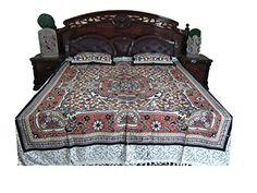 Mandala Tapestry Cotton Bed Cover Paisley Floral Mandala Indi Hippie Bedspread 3p set Mogul Interior http://www.amazon.com/dp/B010VD5LMW/ref=cm_sw_r_pi_dp_Zaftwb1E4SWHM