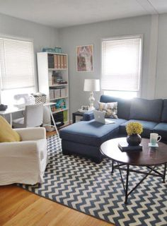 Vote for my friend's house on Apartment Therapy! Cristin & Zach's Little Family Home