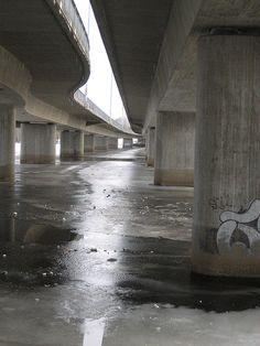 Bridges in Umeå