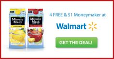 Minute Maid Moenymaker at Walmart