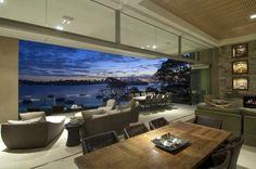 Casa Moderna en Vaucluse por Bruce Stafford Architects, Sydney