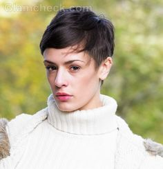All possible variations on pixie haircut