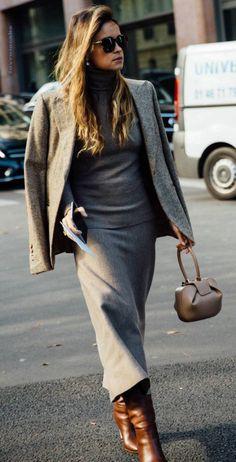 Miroslava Duma wearing Balenciaga