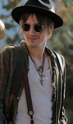 Reeve Carney- Don't care if he's trouble... Couldn't take my eyes off him, when I saw Taylor Swifts vid :3