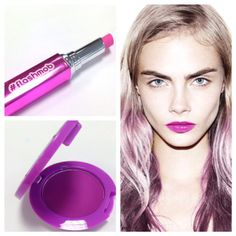 Recreate Cara's look with #Flashmob!  #hair #nails #makeup #beauty #tips
