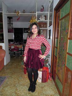 Il mio #outfit di #Natale http://www.travelfashiontips.com/2013/12/il-mio-outfit-di-natale.html